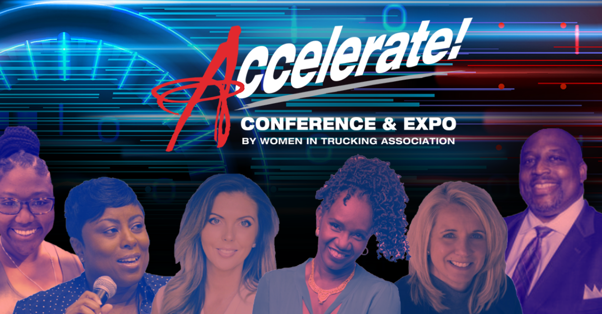 Women in Trucking Accelerate! Conference & Expo 2021