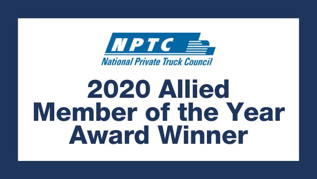 TransForce Group Receives NPTC's Prestigious 2020 Allied Member of the Year Award