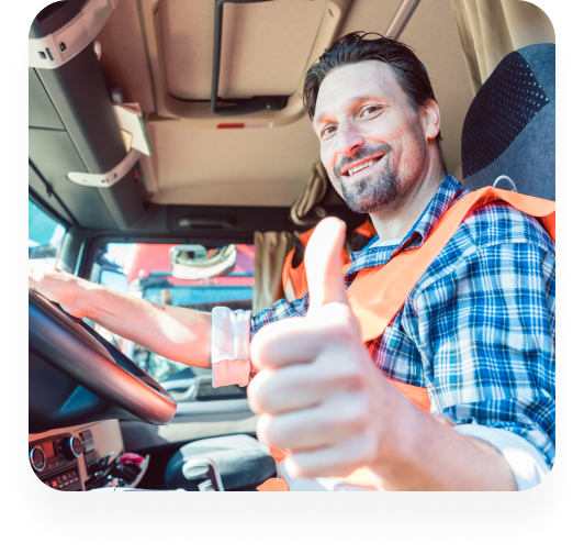 Get quality drivers in your trucks in 8 days or less